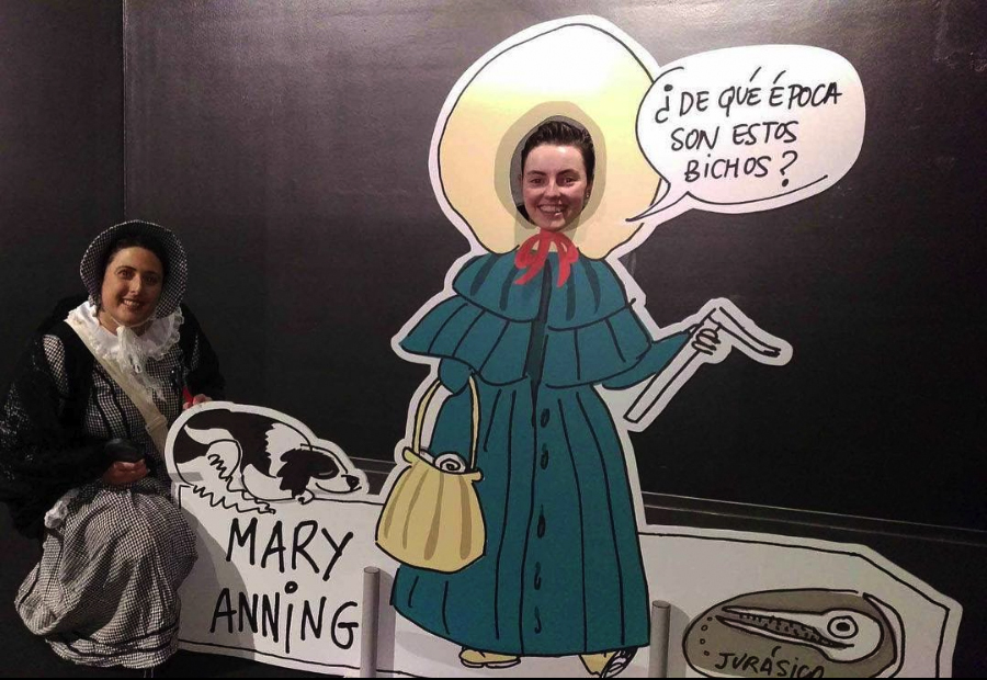Photocall Mary Anning